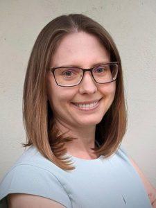 Headshot of Sandy Eckel
